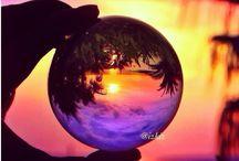 Photo's sunsets & rises