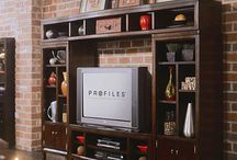 wall unit / by Heather Nance