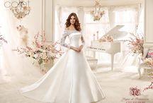 Abiti da Sposa 2016 .... le nostre proposte / Gli abiti proposti da Atelier Sogno di Primavera per il 2016.