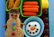 Lunch Box Ideas / Lunches for young and old... / by Paula Peel