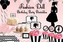 Top Model Birthday Party / My little sister turns 9 and she is having a Top Model Birthday Party - I need ideas....