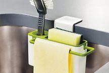 GOTTA LOVE: kitchen gadgets & such / I don't really care to cook, but I LOVE kitchen gadgets. / by Tina