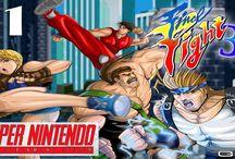 Final Fight 3 [SNES] / Final Fight 3 nasce após a Mad Gear ter sido finalmente derrotada, Guy retorna a Metro City e já é alugado novamente por Haggar para lutar a seu lado contra uma nova gangue criminosa que está ameaçando a cidade, a Skull Cross.