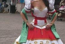 cinco de mayo dress for dani / by Tricia Becerra