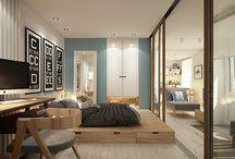 Bedrooms / Inspiring sleeping spaces