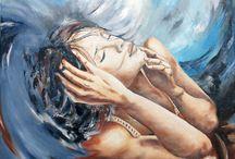 Soul paintings / My own paintings