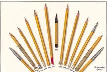 pencil / kurşunkalem  / by Nejat Yentürk