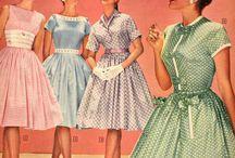 1950s Day Wear