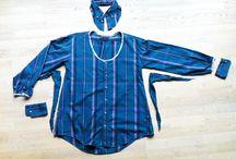 Van overhemd naar blouse