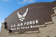 Welcome to Shaw AFB!
