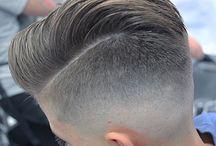 Saç stil