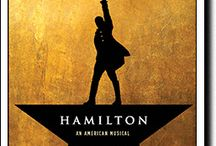Hamilton / Hamilton the musical by Lin-Manuel Miranda