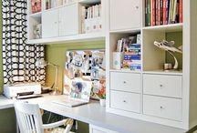 Home Decor - office/craft room