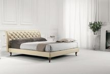 Double beds - Letti matrimoniali / Italian design & style for classic, modern and contemporary beds. Stile & design italiani per letti dalle linee classiche, moderne e contemporanee.