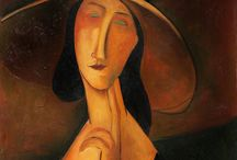 Amadeo Modigliani / arte