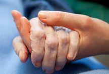 Caregiving / by Paula Heckathorn