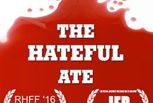 THE HATEFUL   ATE   ORIGINAL SCREENPLAY