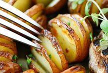 запеч   картофель