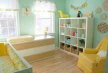 kids rooms / by Jenn Nash
