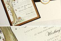 Confirmed Wedding Items / by Kelly-Ann Krawchuk