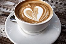 Coffee Love / Great coffee is even better when experienced somewhere new.
