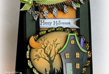 P C - Cards - Halloween / by Betty Grandt