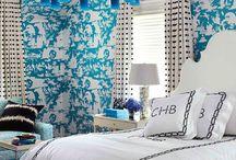 Bedrooms / by Sara Castle