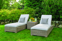 Chaise Lounges & Day Beds / Chaise lounges and day beds are the perfect choice for a comfy outdoor relaxation spot!