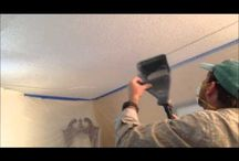 Popcorn Ceiling Texture - Youtube Video Playlist