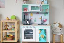 Кухни для игр