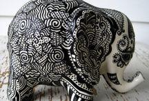 gajah difinyet