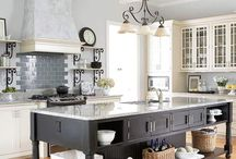 Black Painted Kitchen