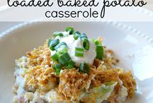 Yummies - Side Dishes, Casseroles