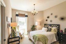 Guest Bedrooms- Landon Homes