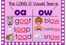 oa/ow words
