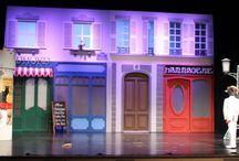 Bühnenbilder / Bühnenbilder Theater Setdesign Scenidesign