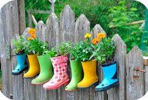 Flower Boots / by Marimar Echeverria