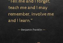 Quotes / Education quotes about student-centered learning.