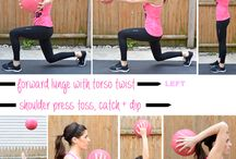 #Medicine ball workouts
