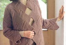 casacos de trico
