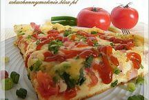 z patelni ......pizza