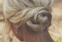 Bröllop - hår