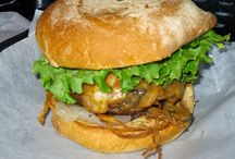 Burgers/ tartine/croque monsieur