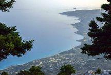 Enos mountain,Kephalonia