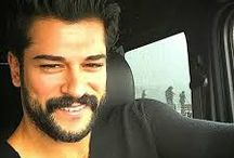 31) The handsome actor Burak Ozcivit / Burak Ozcivit (born 24 December 1984, Istanbul) is a Turkish actor and model. He live in Turkey. He's a very handsome man.