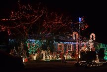 Fun, Frolic and Festivity with Christmas lights in Sand Diego