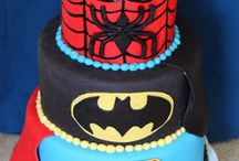 Super hero birthday  / Leo's party / by Jo Maatsch