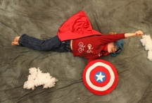 Avengers Party / by Kelly Waltz