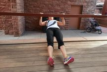 Playground workouts / Fun workouts you can do at playgrounds, parks or rest-stops anywhere!