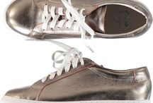 Minx Boutique Shoes / A sports lux inspired boutique shoe range created by Cushla Reed.